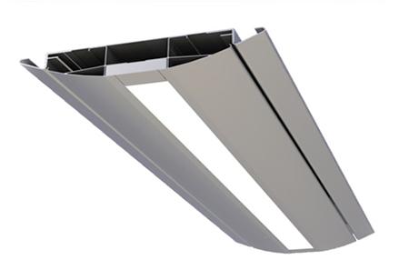 Eclairage principal de plafond