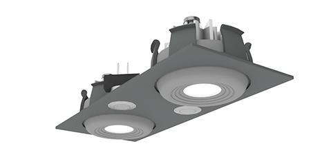 Side wall light
